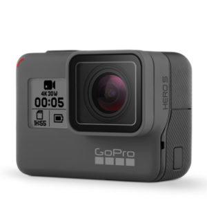 Elementy GoPro